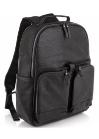 Мужской кожаный рюкзак для ноутбука Tiding Bag SM13-006A