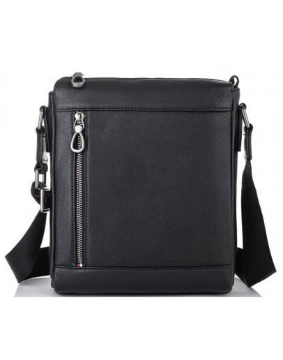 Фотография Кожаная мужская плечевая сумка Tiding Bag SM8-005A