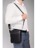 Фотография Мужская кожаная сумка на плечо SM8-2156A
