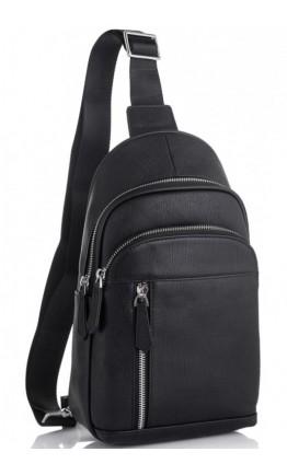 Слинг черный мужской Tiding Bag SM8-811A