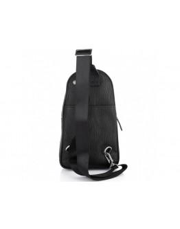 Черный оригинальный мужской слинг Tiding Bag SM8-818A