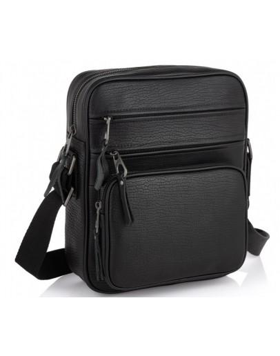 Фотография Мужская сумка на плечо из мягкой кожи Tiding Bag SM8-909A