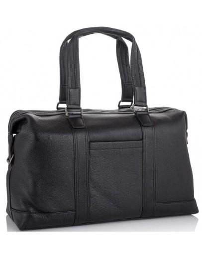 Фотография Мужская черная сумка для командировок SM8-9395-3A