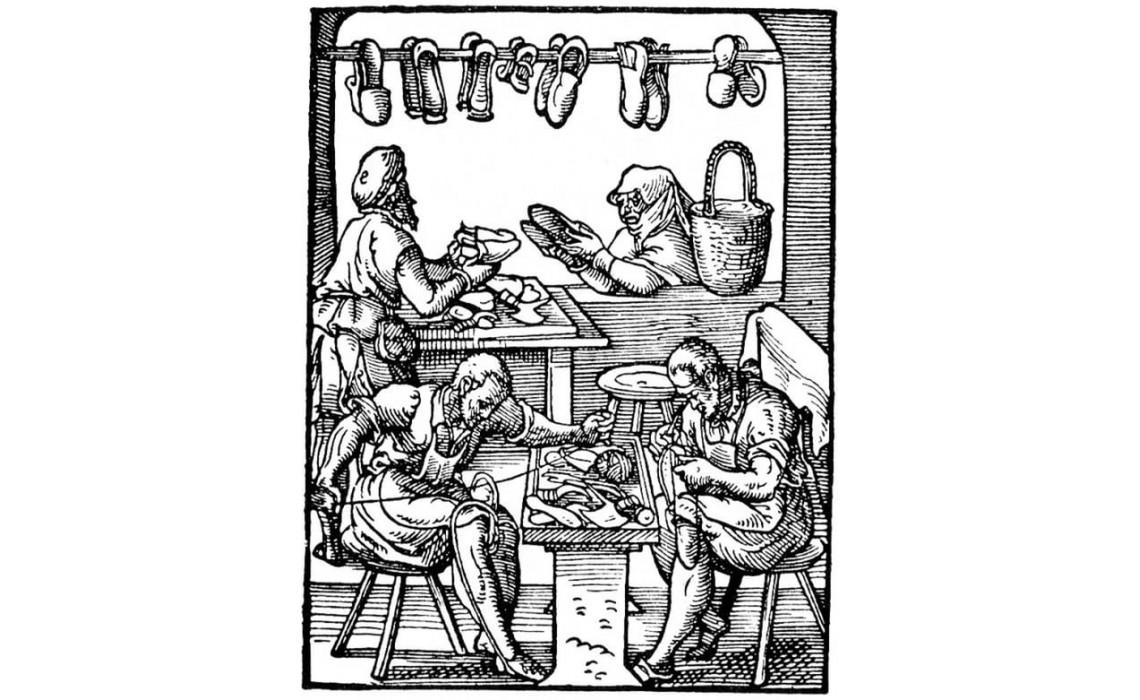 История создания мужской сумки