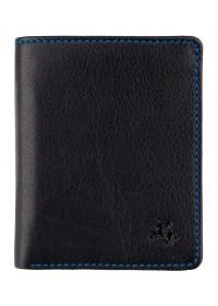 Черный кошелек Visconti SP60 Alder (Black Multi)