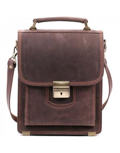 Фотография Качественная стильная сумка из плотной кожи Manufatto spb1-kr