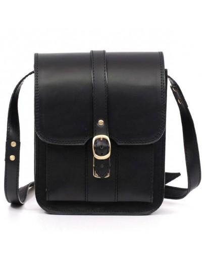 Фотография Вместительная стильная кожаная сумка Manufatto spb3-gl