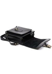 Вместительная стильная кожаная сумка Manufatto spb3-gl