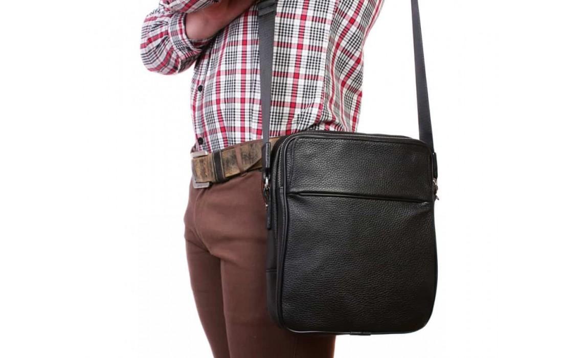Модные тенденции мужских сумок 2018 года