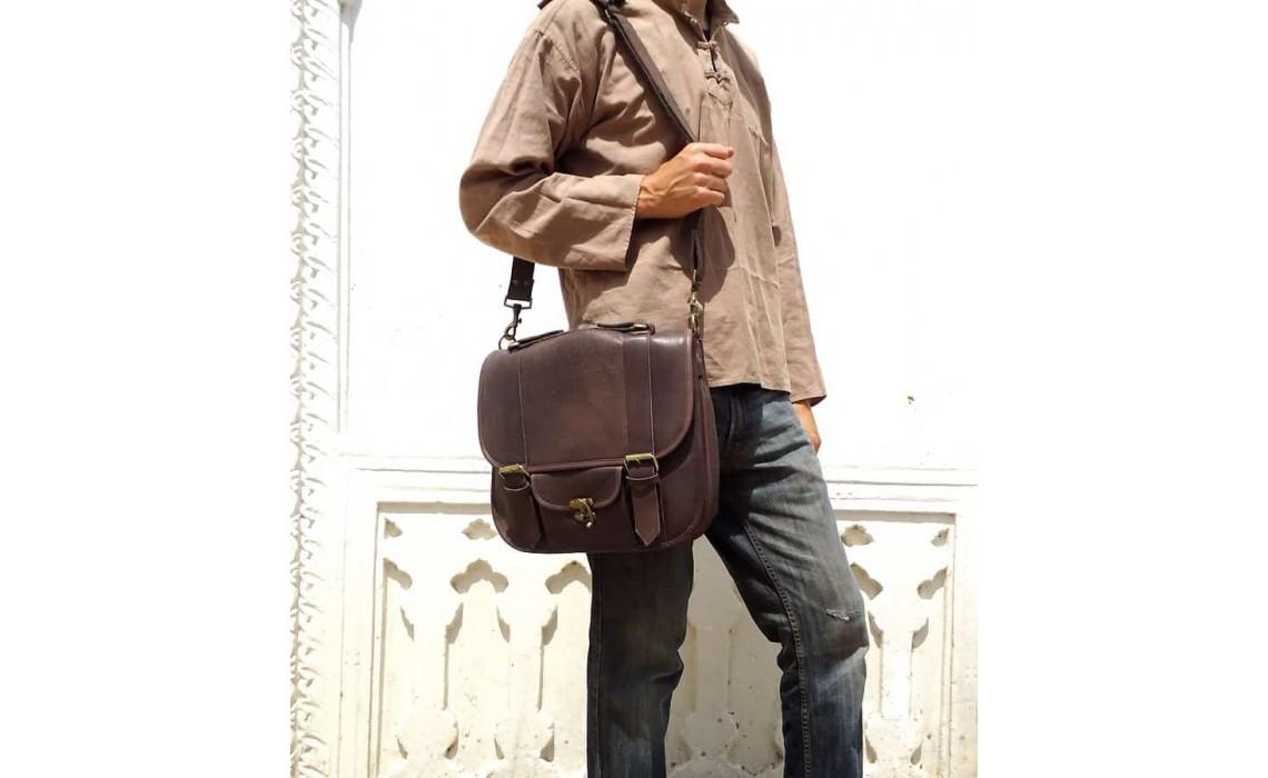 Мужской портфель или сумка для ноутбука. Сравнение и выбор