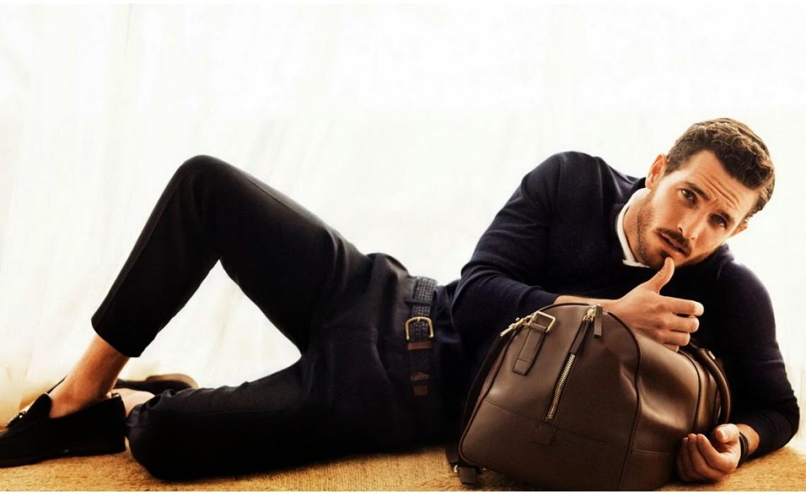 Кожаные мужские сумки на каждый день
