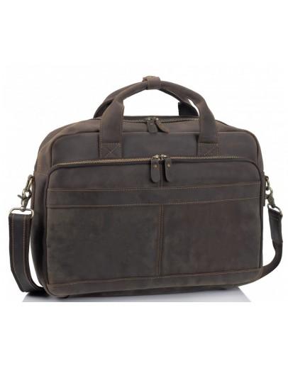 Фотография Мужская сумка для ноутбука Tiding Bag t0033DB