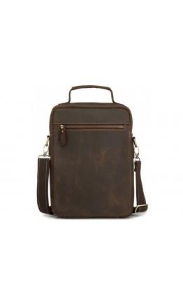 Вместительная винтажная мужская сумка Tiding Bag t0040-4