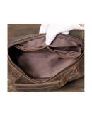 Фотография Вместительная винтажная мужская сумка Tiding Bag t0040-4