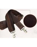 Фотография Мужской кожаный портфель, прочная кожа t8069DB