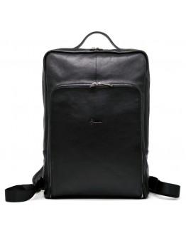 Большой мужской кожаный рюкзак для 17 диагонали ноутбука TARWA TA-1241-4lx