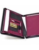 Фотография Кожаная папка для документов А4 с органайзерами TARWA TA-1294-4lx
