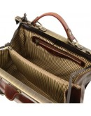 Фотография Фирменная сумка - саквояж Tuscany Leather MONA-LISA TL10034 red