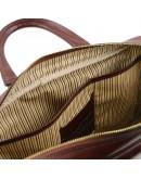Фотография Мужская сумка портфель красного цвета Tuscany Leather TL141241 red