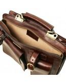 Фотография Женская деловая кожаная сумка Tuscany Leather Tania TL141269