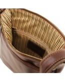 Фотография Кожаная мужская сумка через плечо Tuscany Leather TL141300