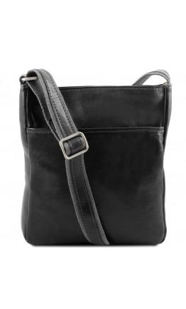 Кожаная мужская сумка через плечо Tuscany Leather TL141300