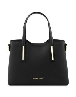Оригинальная элегантная женская кожаная сумка Tuscany Leather Olimpia TL141521