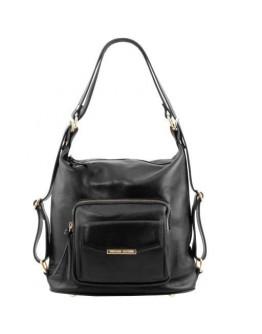 Оригинальная фирменная женская сумка - рюкзак Tuscany Leather TL141535