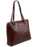 Фотография Женская кожаная сумка Tuscany Leather RAVENNA TL141795