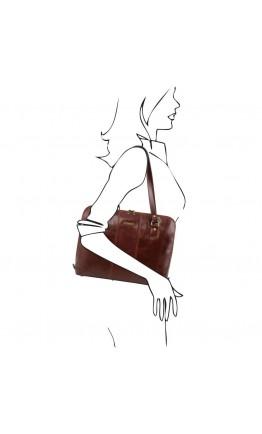 Женская кожаная сумка Tuscany Leather RAVENNA TL141795