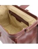 Фотография Кожаный фирменный итальянский мужской саквояж Tuscany Leather TL141852 Raffaello