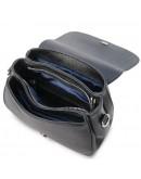 Фотография Женская черная небольшая кожаная сумка Tuscany Leather TL141968 Jasmine