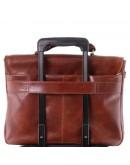 Фотография Черный фирменный кожаный рюкзак Tuscany Leather TL142067 Alessandria black