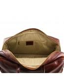 Фотография Дорожная кожаная сумка Tuscany Leather Bora Bora TL3067