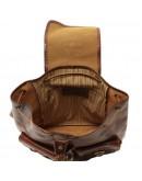 Фотография Кожаный фирменный женский рюкзак Tuscany Leather Tokyo TL9035