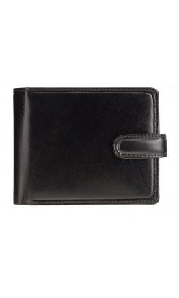 Вместительный кошелек Visconti TSC42 Arezzo c RFID (Black)