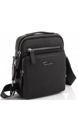 Кожаная сумка на плечо с ручкой Tavinchi TV2605-2A