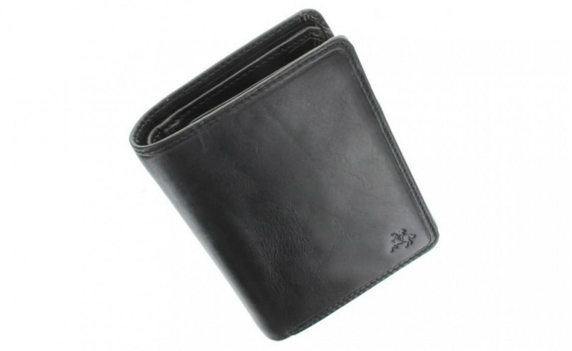 Виды мужских кожаных портмоне