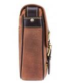 Фотография Удобная небольшая сумка на плечо Visconti 16012 Rumba (Оil Tan)