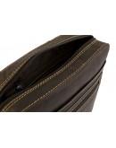 Фотография Удобная небольшая сумка на плечо Visconti 16050 brown