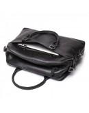 Фотография Кожаная мужская сумка для документов Vintage Vt9002A