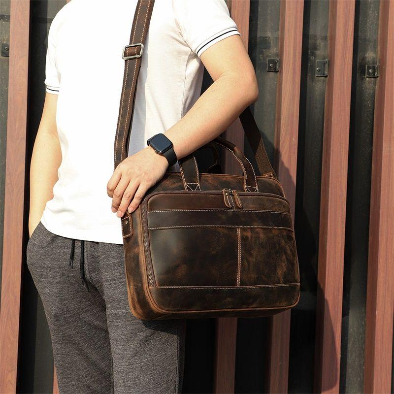 """Какого цвета выбрать мужскую сумку ᐉ Магазин мужских кожаных сумок """"Кенгуру"""""""