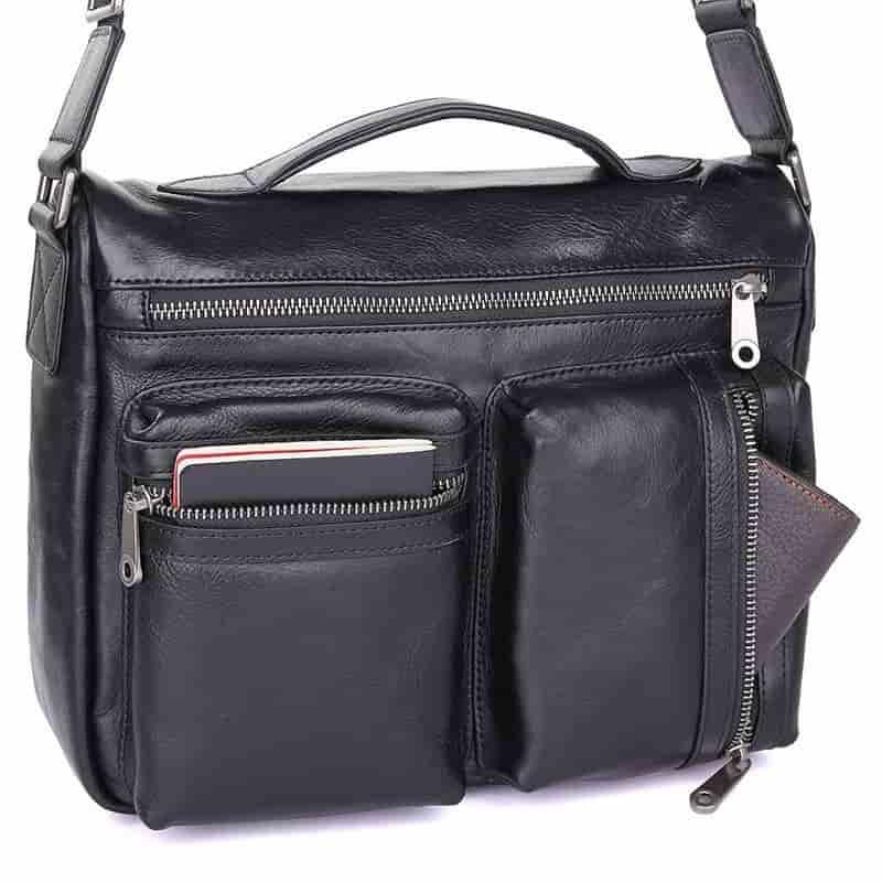 fea46331aa91 Размеры мужских сумок через плечо - cтатья от интернет-магазина Кенгуру