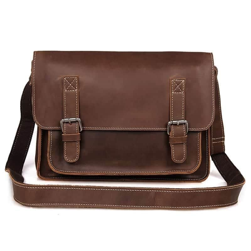 картинка мужская сумка – мессенджер - кенгуру