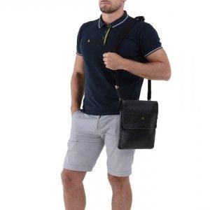 мужские сумки через плечо - кенгуру