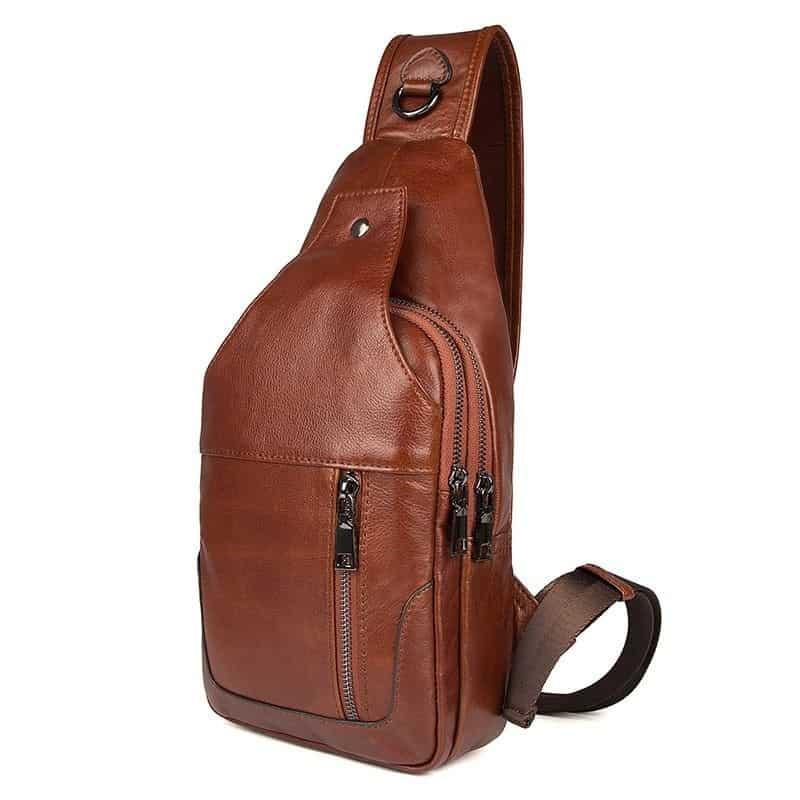 фотография маленький мужской рюкзак - кенгуру