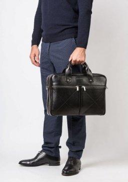 фотография сумка мужская кожаная 1