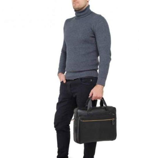 фотография купить недорогую мужскую сумку - кенгуру