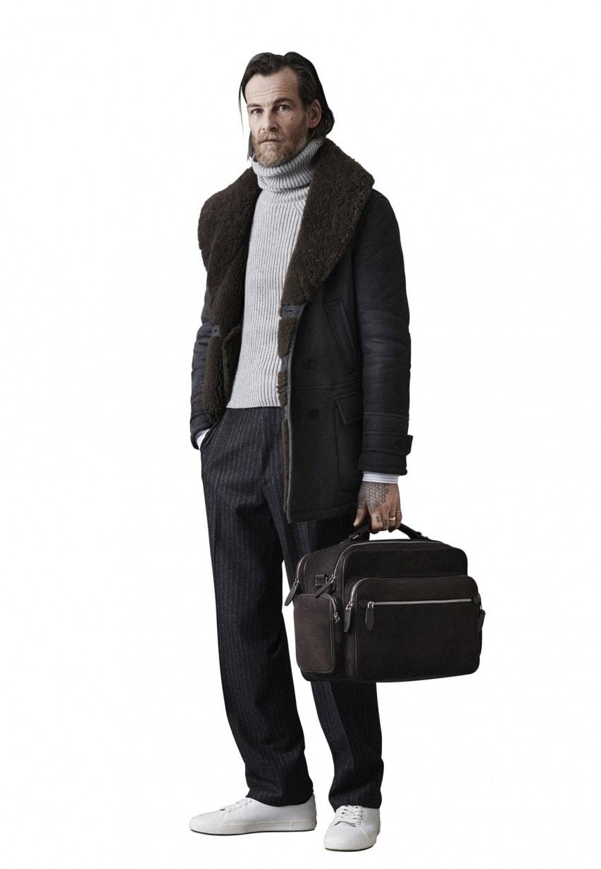 d10f03678254 Популярные тренды этого сезона. модная мужская кожаная сумка