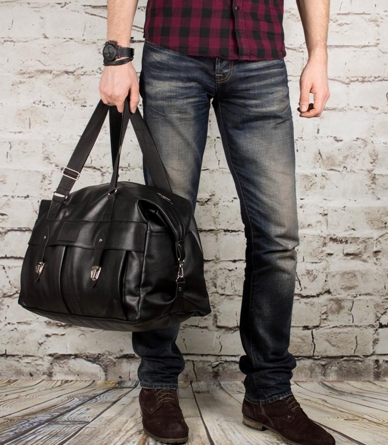 e613854e1191 Мужская дорожная сумка и сумка для командировок. Выбираем правильно.